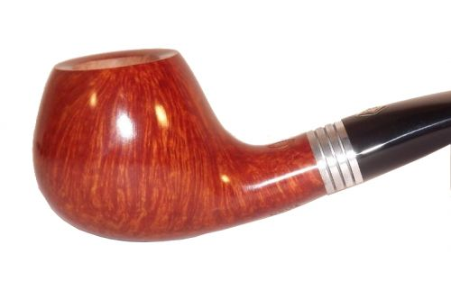Brebbia pipa Nova Selected 136 Bent Apple