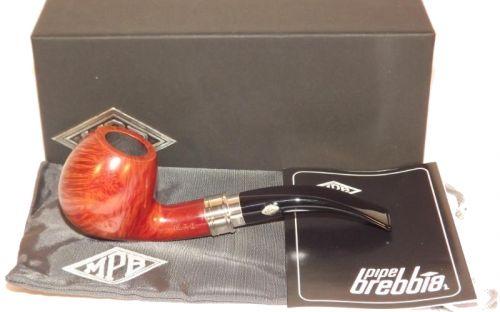 Brebbia pipa Sterling Ambra 834 Bent Apple