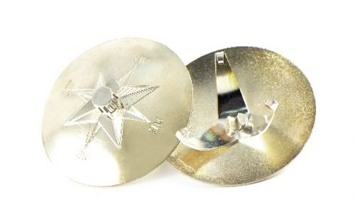 925-ös ezüst pipakupak - Brebbia