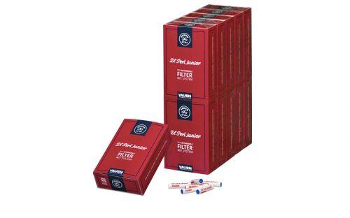 Pipafilter aktivszenes (9mm) - 100db Vauen Dr Perl Junior