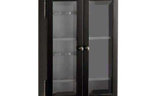 Pipaszekrény 12 pipának - fekete