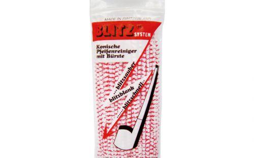 Pipatisztító szárkefe - 80 db, Blitz