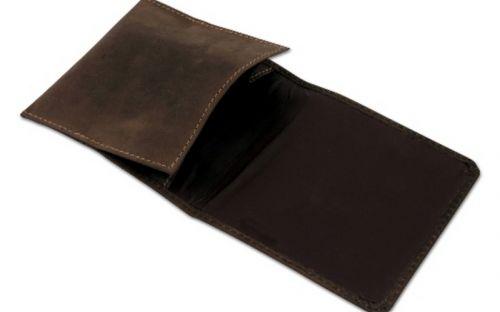 Pipadohány tartó - barna bőr