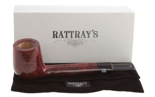 Rattray's pipa - Kyloe burgundy 66S