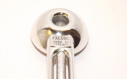 Falcon pipaszár Standard - hajlított
