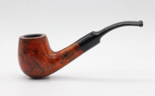 Lorenzo pipa Filtro 311 Brown Polish Bent