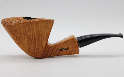 Lorenzo pipa VIP Hand Cut 950 Natural Bent Dublin