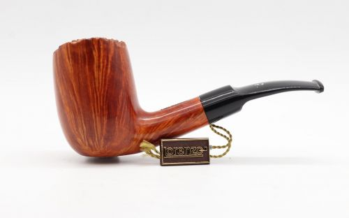 Lorenzo pipa Hand Cut 812 Natural Bent
