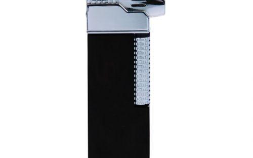 Pipaöngyújtó - matt fekete Hadson Kansas Pipe