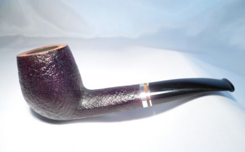 House of Smoke pipa 234 Black Sand