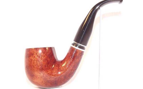 Achenty pipa Carlo Perrucci Bent Brown Polish