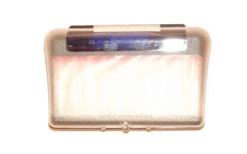 Denicotea kék cigaretta szipka 78mm +10 db szűrő