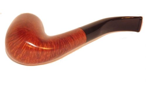 Achenty pipa Expert Bent Brown Polish