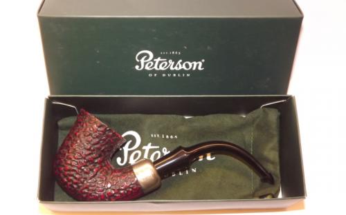 Peterson pipa Standard System XL305 Rustic P-lip