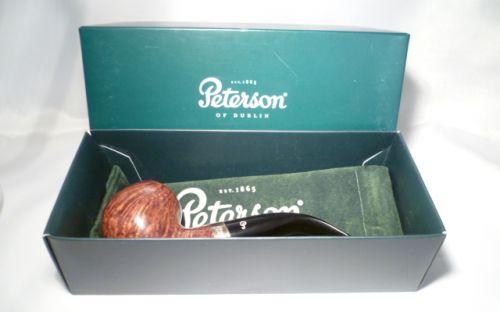 Peterson pipa Flame Grain 03 P-lip