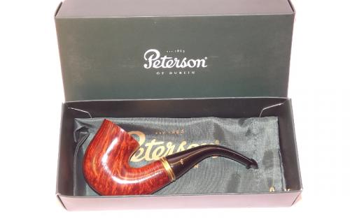 Peterson pipa Irish Whiskey 05 P-lip