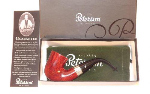 Peterson pipa Sherlock Holmes Original P-lip (9 mm)