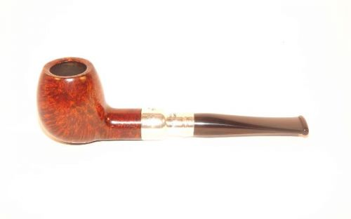Peterson pipa Silver Army Spigot Irish 87 F-lip