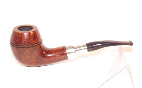 Peterson pipa Spigot Silver XL14 Irish F-lip