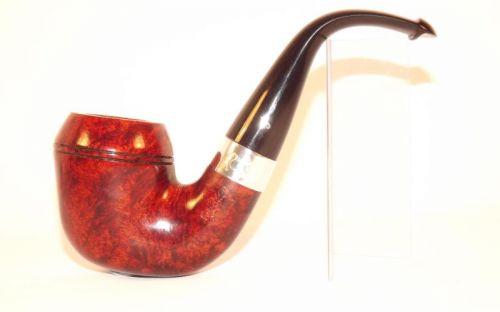 Peterson pipa Sherlock Holmes Watson P-lip Bent Rhodesian