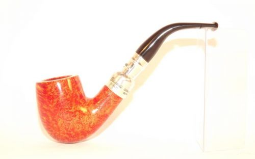 Peterson pipa Spigot Silver 69 Natural F-lip