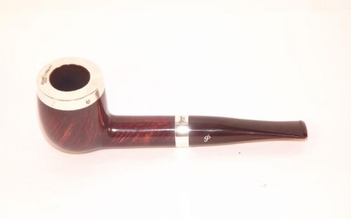 Peterson pipa Silver Cap 106 Dark F-lip
