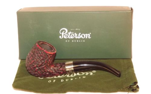 Peterson pipa Donegal 69 F-lip Bent