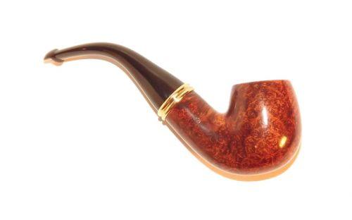 Peterson pipa Irish Whiskey 221 P-lip Bent