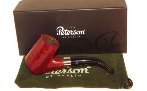 Peterson pipa Yeats F-lip Bent