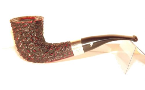 Peterson pipa Sherlock Holmes Mycroft Rustic F-lip