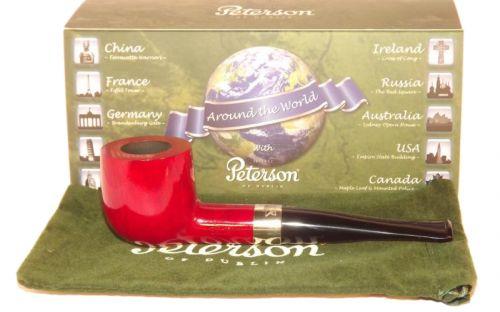 Peterson pipa Around the World Australia F-lip (606)