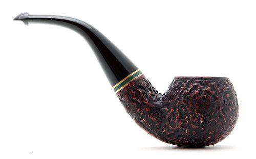 Peterson pipa Emerald 03 Rustic P-lip