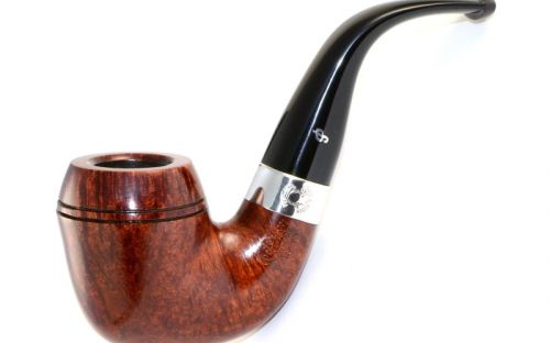 Peterson pipa Sherlock Holmes Baskerville Smooth F-lip