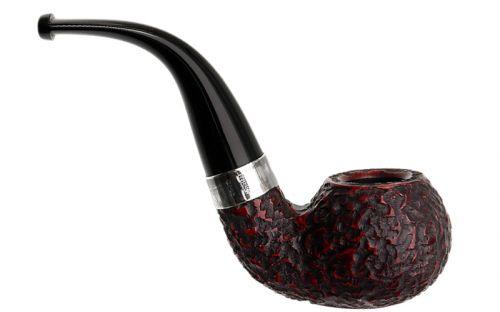 Peterson pipa Sherlock Holmes Lestrade Rustic F-lip