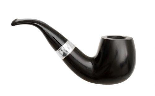 Peterson pipa Sherlock Holmes Professor Ebony F-lip
