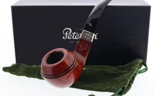 Peterson pipa Sherlock Holmes Squire F-lip