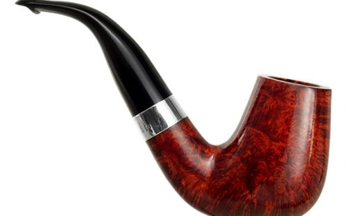 Peterson pipa Sherlock Holmes Gregson P-lip (9 mm)