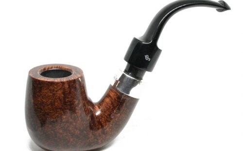 Peterson pipa House pipe Oak P-lip Bent
