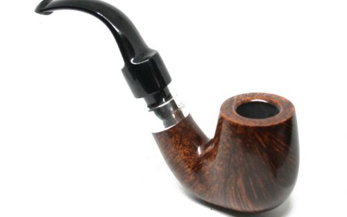 Peterson pipa House pipe Oak P-lip Bent