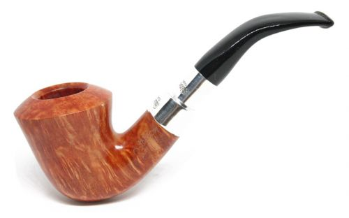 Peterson pipa Spigot Silver B10 Natural F-lip