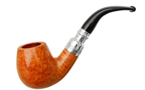 Peterson pipa Spigot Silver 68 Natural F-lip
