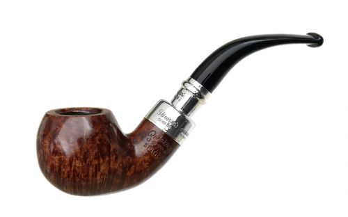 Peterson pipa Spigot Silver XL02 Walnut F-lip
