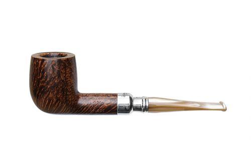 Peterson pipa Spigot Silver 106 Caramel F-lip
