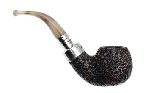 Peterson pipa Spigot Roundstone XL02 Sand F-lip