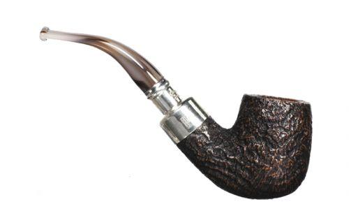 Peterson pipa Spigot Roundstone XL90 Sand F-lip