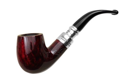 Peterson pipa Spigot Silver 69 Red F-lip