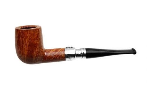 Peterson pipa Spigot Silver 6 Natural F-lip