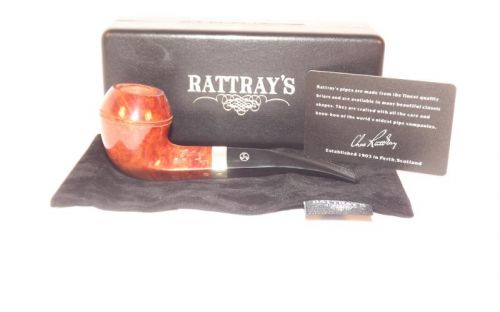 Rattray's pipa - Bulls&Dogs 40 Natur