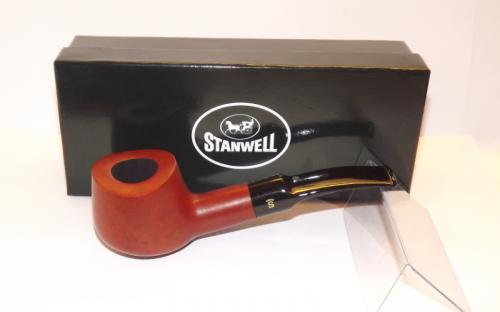 Stanwell pipa Hand Made 11 Brown Matt