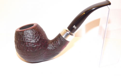 Stanwell pipa Army Mount 185 Black Sand